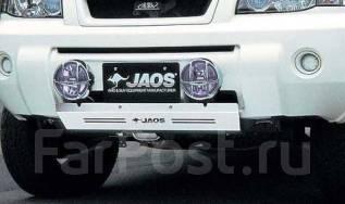 Защита бампера. Nissan X-Trail, VNU30, HU30, PNT30, NU30, T30, NT30