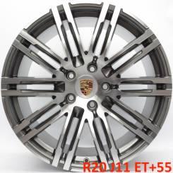 Porsche. 11.0x20, 5x130.00, ET55, ЦО 71,6мм.