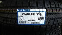 Toyo OBGS5, 215/60R16. Зимние, без шипов, 2017 год, без износа, 4 шт