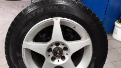 Toyo Winter Tranpath MK3. Зимние, без шипов, 2006 год, износ: 30%, 4 шт