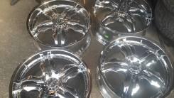 Dolce Wheels. 9.5x22, 5x150.00, ET35, ЦО 110,0мм.