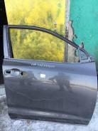Дверь боковая. Toyota Highlander