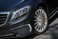 Обвес кузова аэродинамический. Mercedes-Benz S-Class, W222. Под заказ