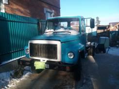 ГАЗ 3307. Грузовик, 4 500 куб. см., 4 500 кг.