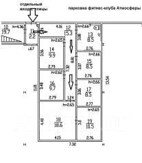 Сдам офисное помещение в Ленинском округе 150 кв. м. 150 кв.м., проспект Победы 25, р-н Ленинский