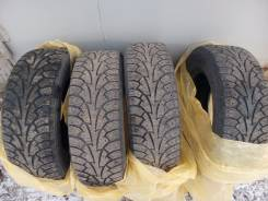 Hankook Winter i*Pike RS W419. Зимние, шипованные, износ: 50%, 4 шт