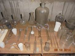 Лабораторная посуда в Уссурийске и Лесозаводске.