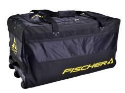 Сумка хоккейная на колесах FISCHER Goalie Bag SR