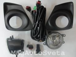 Туманки на Toyota Corolla 2010-2013 E151 Новый полный комплект DLAA