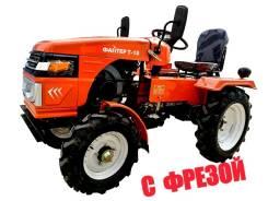 Weituo. Мото-трактор T-15 с фрезой, 990 куб. см. Под заказ