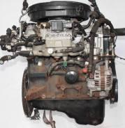 Двигатель в сборе. Mazda Revue, DB3PA Двигатель B3MI