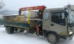 Isuzu Forward. Продается грузовик Isuzu, 8 200 куб. см., 5 000 кг.