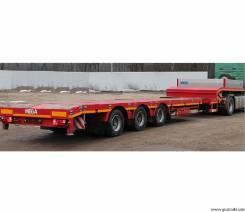MEGA. Трал Mega 35т раздвижной, 35 000 кг. Под заказ