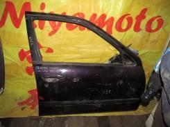 Дверь боковая передняя правая Nissan Primera P11