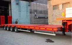 MEGA. Полуприцеп Mega Трал 35т нераздвижной, 35 000 кг. Под заказ