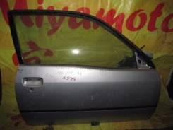 Дверь боковая передняя правая Toyota Starlet EP95 3дверная