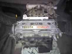 Двигатель. Toyota Carina Двигатель 4AFE