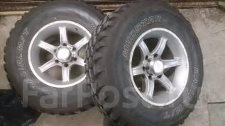 Продам колеса. 8.0x16 6x139.70 ET-5
