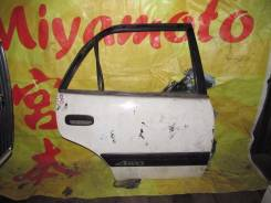 Дверь боковая задняя правая Toyota Sprinter Carib AE115