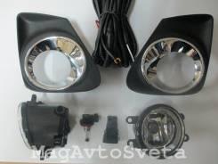 Фара противотуманная. Toyota Corolla, ZRE151, E151