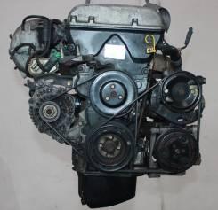 Двигатель в сборе. Ford Laser