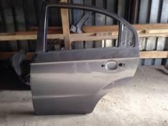 Дверь боковая. Chevrolet Aveo, T250