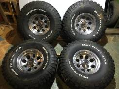Mickey Thompson. 8.0x15, 6x139.70, ET-22, ЦО 105,0 мм.