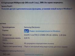"Samsung 300E4A. 15.5"", 2,2ГГц, ОЗУ 4096 Мб, диск 112 Гб, аккумулятор на 3 ч."
