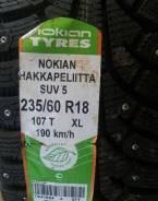 Nokian Hakkapeliitta 5 SUV. Зимние, шипованные, без износа, 4 шт