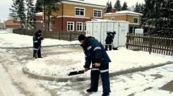 Снег уборка вывоз