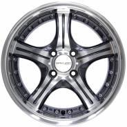 Sakura Wheels R296. 6.5x15, 4x100.00, ET38, ЦО 73,1мм.