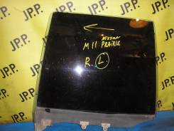 Стекло боковое. Nissan Prairie, M11