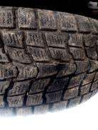 Dunlop Grandtrek SJ6. Зимние, без шипов, 2008 год, износ: 30%, 2 шт