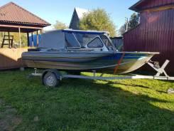 Rusboat-45. Год: 2013 год, двигатель подвесной, 60,00л.с., бензин