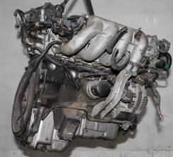 Двигатель в сборе. Mazda Roadster, NA8C Двигатель BPZE