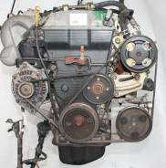 Двигатель в сборе. Mazda: Mazda2, Eunos 500, Premacy, 323, Familia S-Wagon, Familia, Capella Двигатель FPDE