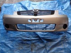 Бампер. Toyota Corolla Spacio, NZE121