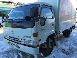 Toyota Dyna. Продам Грузовик с мебельной будкой 3 тонны, 4 020 куб. см., 3 000 кг.