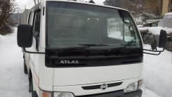 Nissan Atlas. Продам nissan atlas, 2 000 куб. см., 1 500 кг.