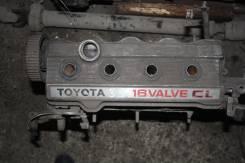 Головка блока цилиндров, Toyota 3S-FE, в сборе