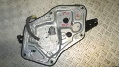 Стеклоподъемник электр. передний левый Skoda Yeti 2009-