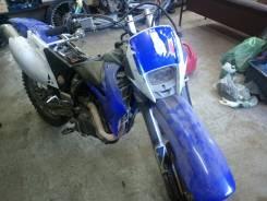 Yamaha WR 450. 450 куб. см., исправен, без птс, с пробегом