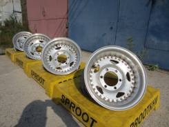 Centerline Wheels. 8.0x15, 6x139.70, ET0, ЦО 110,0 мм.