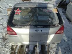 Дверь багажника. Nissan Wingroad, WFY11