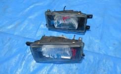 Фара L 4000 и R3500 Ниссан Прерия Джой 11 № 1481черная.