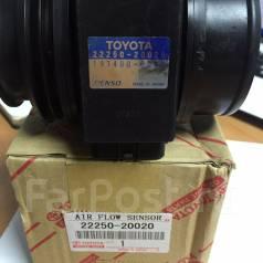 Датчик расхода воздуха. Toyota: Avalon, 4Runner, Previa, Hilux Surf, Estima, T100, Tacoma, Camry, Land Cruiser Prado Двигатели: 1MZFE, 5VZFE, 2TZFZE