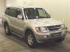 Mitsubishi Pajero. V75W0005399, 6G74