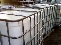 Продам кубоконтейнер (ЕВРО КУБ) 1кубометр (бочка 1 тонна)