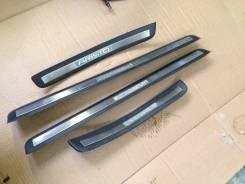 Порог пластиковый. Toyota Aristo, JZS161, JZS160