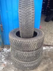 Bridgestone Blizzak DM-Z3. Зимние, 2008 год, износ: 5%, 4 шт